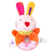 М'яке брязкалеце Кролик оптом (код товара: 47357)