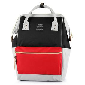 Сумка - рюкзак для мамы Красно - черный (код товара: 47367): купить в Berni