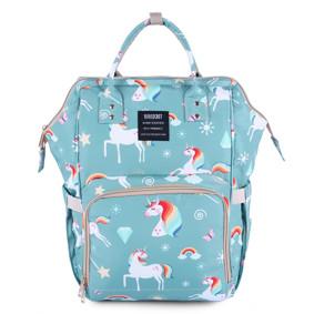 Сумка - рюкзак для мамы Радужный единорог (код товара: 47373): купить в Berni