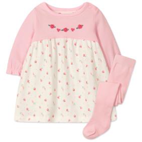 Комплект для девочки 2 в 1 Розы (код товара: 47479): купить в Berni