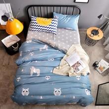 Комплект постельного белья Горилла (двуспальный-евро) (код товара: 47534)
