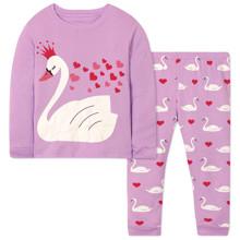 Пижама для девочки Лебедь (код товара: 47594)