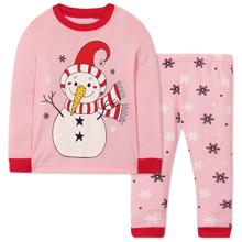 Пижама для девочки Снеговик (код товара: 47578)