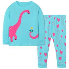 Піжама для дівчинки Динозавр (код товара: 47590)