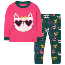 Піжама для дівчинки Кішечка (код товара: 47591)