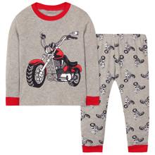 Піжама для хлопчика Мотоцикл оптом (код товара: 47596)