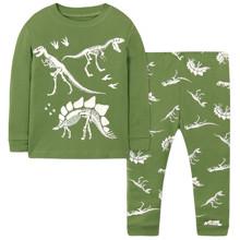 Пижама для мальчика Динозавры оптом (код товара: 47571)