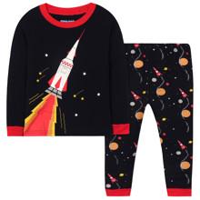 Пижама для мальчика Ракета (код товара: 47581)