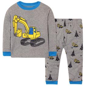 Пижама Экскаватор (код товара: 47595): купить в Berni