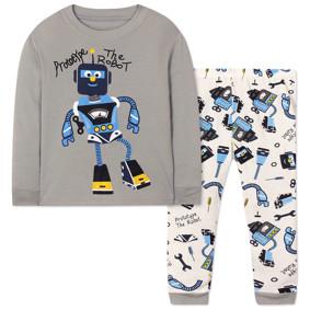 Пижама Робот (код товара: 47576): купить в Berni