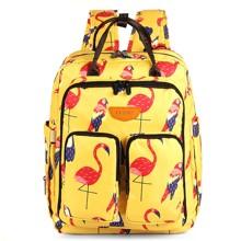 Рюкзак для мамы Попугай и фламинго (код товара: 47561)