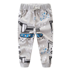 Штаны для мальчика Кран (код товара: 47512): купить в Berni