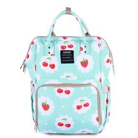 Сумка - рюкзак для мами Вишенька (код товара  47560)  купить в Berni faeb4b6675a52