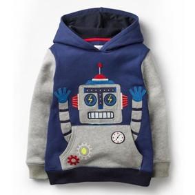 Толстовка для мальчика Робот (код товара: 47513): купить в Berni