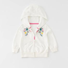 Кофта для девочки Цветы (код товара: 47660): купить в Berni