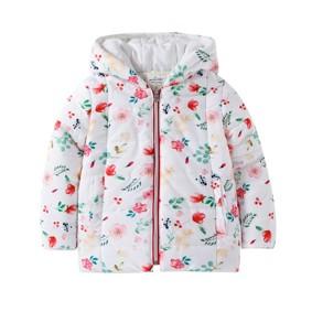 Куртка для девочки Цветы (код товара: 47641): купить в Berni