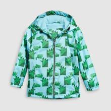 Куртка для мальчика Крокодил (код товара: 47646)