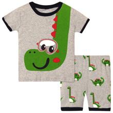 Піжама дитяча Динозаврик оптом (код товара: 47614)