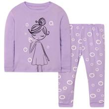 Пижама для девочки Мыльные пузыри (код товара: 47601)