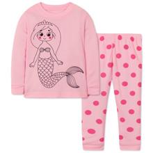 Пижама для девочки Русалочка (код товара: 47621)