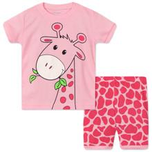 Пижама для девочки Жираф (код товара: 47615)