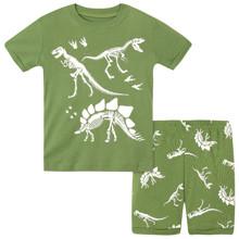 Пижама для мальчика Динозавры оптом (код товара: 47617)