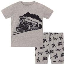 Пижама для мальчика Паровоз оптом (код товара: 47616)