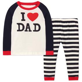 Пижама Люблю папу (код товара: 47607): купить в Berni