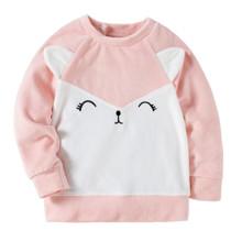 Свитшот для девочки Кошечка (код товара: 47650)