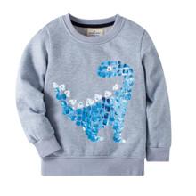 Світшот для хлопчика Блакитний динозавр (код товара: 47649)