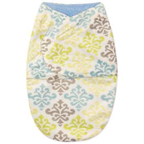 Флисовая пеленка - кокон на липучках оптом (код товара: 47751): купить в Berni