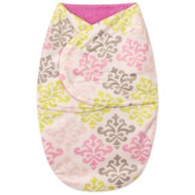 Флисовая пеленка - кокон на липучках оптом (код товара: 47753): купить в Berni