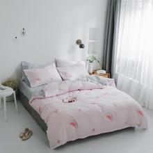 Комплект постельного белья Арбуз (двуспальный-евро) (код товара: 47735)