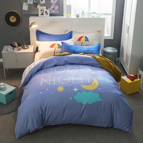 Комплект постельного белья Спокойной ночи (двуспальный-евро) (код товара: 47731): купить в Berni