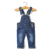 Комбінезон джинсовий дитячий Blue ocean оптом (код товара: 47838)