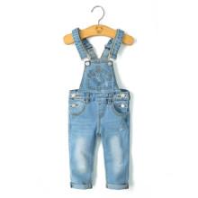 Комбінезон джинсовий дитячий Blue sea оптом (код товара: 47839)