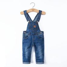 Комбінезон джинсовий дитячий Dark design оптом (код товара: 47875)