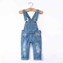 Комбінезон джинсовий дитячий Etude оптом (код товара: 47837)