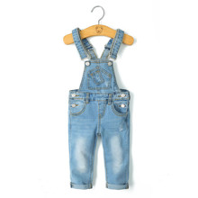 Комбинезон джинсовый детский Blue sea оптом (код товара: 47839)