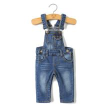 Комбинезон джинсовый детский Galaxy оптом (код товара: 47828)
