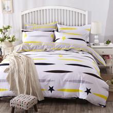 Комплект постельного белья Небо (двуспальный-евро) (код товара: 47817)