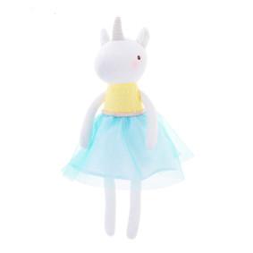 Мягкая игрушка Единорог в голубой юбке, 33 см (код товара: 47983): купить в Berni