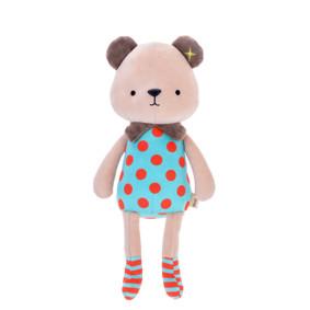 Мягкая игрушка Медвежонок в голубом боди, 34 см (код товара: 47995): купить в Berni