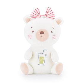 Мягкая игрушка Мишка с бантом, 21 см (код товара: 47989): купить в Berni