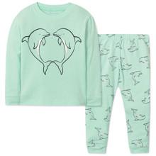 Пижама детская Дельфины оптом (код товара: 47962)