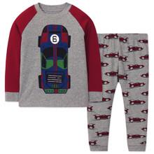 Пижама для мальчика Гоночная машина оптом (код товара: 47976)