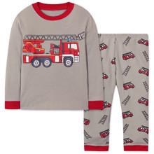 Пижама Пожарная машина (код товара: 47973)