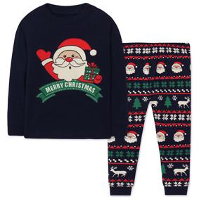 Пижама Санта Клаус оптом (код товара: 47963): купить в Berni