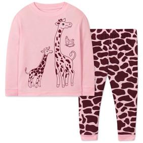 Пижама Жирафы (код товара: 47961): купить в Berni