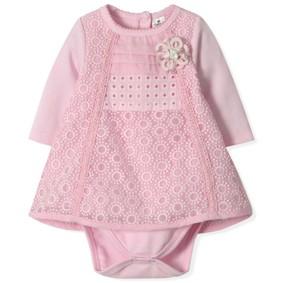 Боди-Платье для девочки Caramell (код товара: 4866): купить в Berni